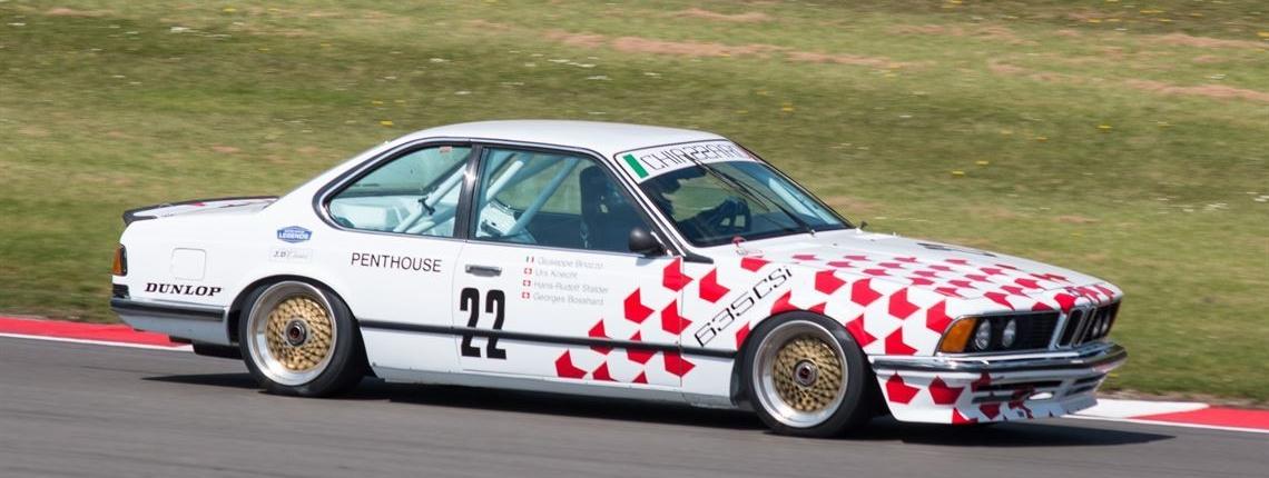 Geoff Steel Racing - Motor Racing Sales, Preparation and