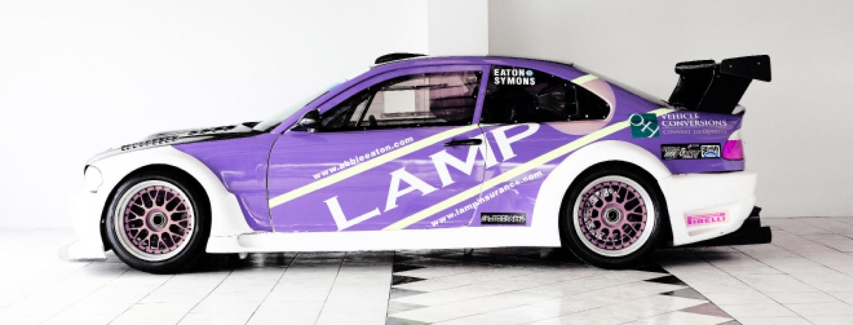 Bmw E46 M3 Gtr For Sale At Geoff Steel Racing Racing Car